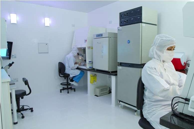 A importância do laboratório no sucesso do tratamento de reprodução assistida