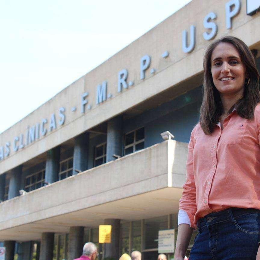 Embriologista do CEFERP apresenta pesquisa na USP