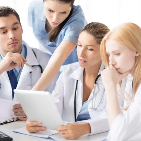 Reprodução Humana - Equipe médica