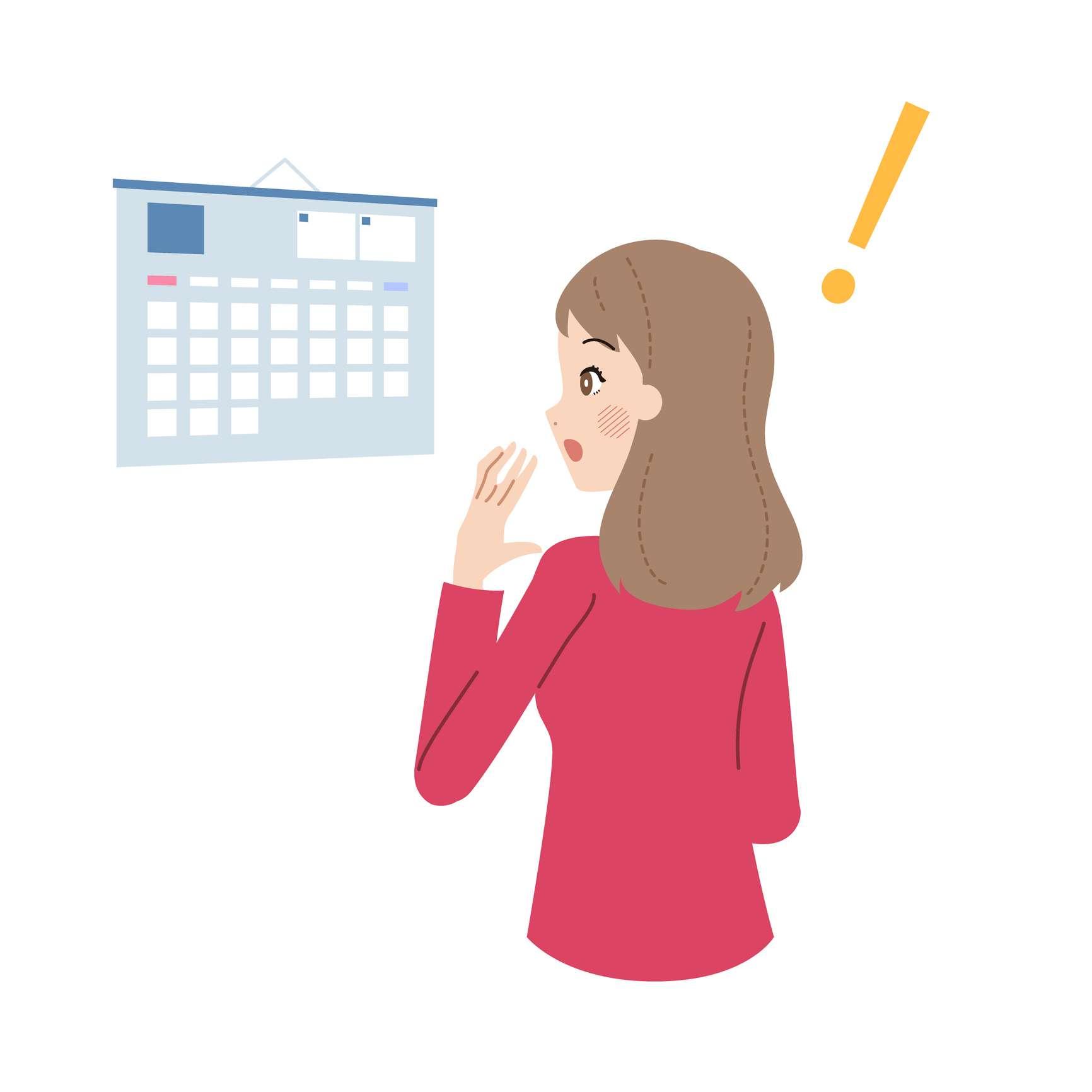 Atraso na menstruação: até quanto tempo pode ser considerado normal?