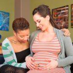 Casal Homoafetivo Feminino realiza sonho da maternidade compartilhada